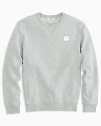 Southern Tide Clemson Upper Deck Pullover Sweater