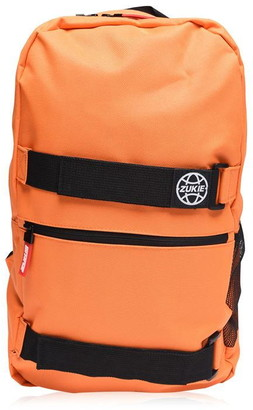 Zukie Zukie Skateboard Strap Backpack Mens
