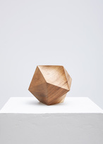 Aleph Geddis monkey pod hard soft icosahedron geometry double triangles