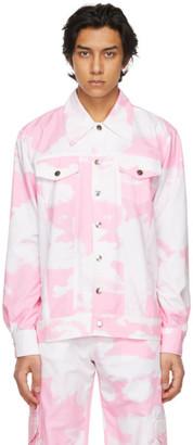 Phlemuns Pink Panel Jacket