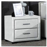 Cubist Bedside Table