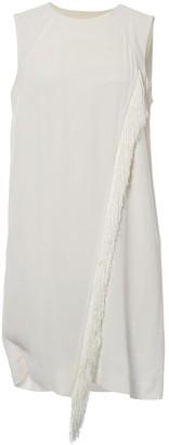 Rebecca Taylor White Viscose Dresses