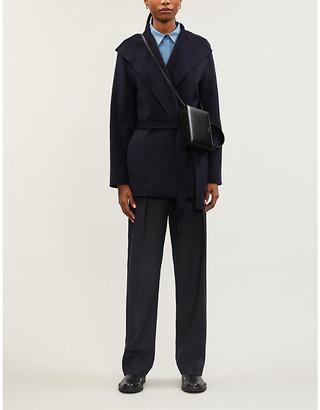 Joseph Lima slim-fit wool-blend coat