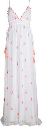Tessora Nina Empire-Waist Maxi Dress