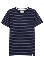 Norse Projects Esben Striped Cotton T-shirt