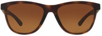 Oakley Moonlighter 390479 Polarised Sunglasses Tortoise