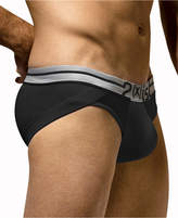 2xist Men's Underwear, Dual Lifting No Show Tagless Brief