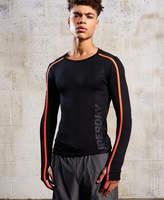 Superdry Sport Athletic Long Sleeve Top