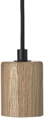 Broste Copenhagen - 'Gerd' Oak Ceiling Lamp - Wood