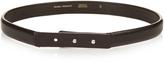 Isabel Marant Roots leather waist belt