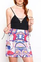 MinkPink Vibrant Skirt