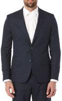 Original Penguin Dark Plaid Jacket