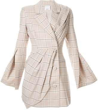 Acler Plymouth blazer dress