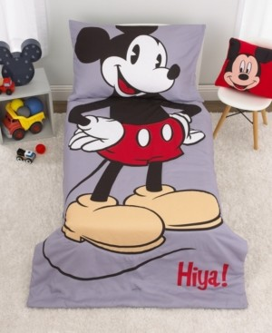 Disney Mickey Mouse 4-Piece Toddler Bedding Set Bedding