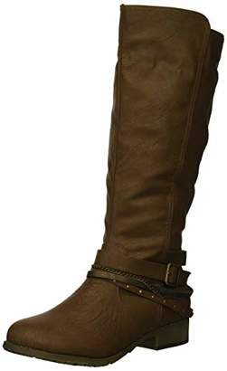 Jellypop Women's ALYESKA Knee High Boot