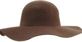 Forever 21 Wool Floppy Hat