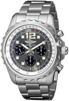 Breitling Men's A2336035/F555SS Chronospace Gray Dial Watch