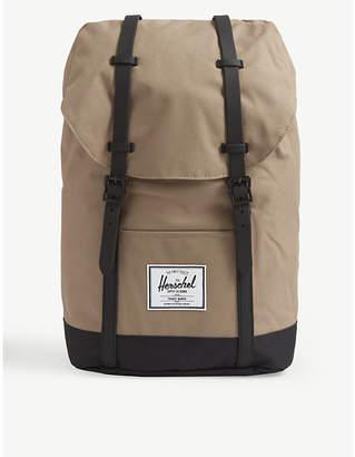 Herschel Retreat canvas backpack