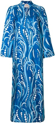 La DoubleJ Polipo kaftan dress