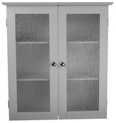 Elegant Home Fashions Connor Wall Cabinet