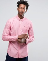 Tommy Hilfiger Chambray Shirt in Regular Fit