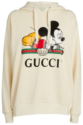 Gucci + Disney Mickey Mouse Hoodie
