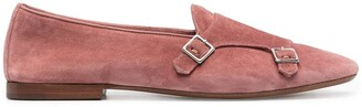Henderson Baracco Buckle-Detail Loafers