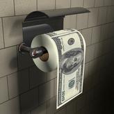Thumbs Up thumbsUp! Dollar Bill Toiler Paper
