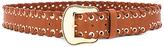 B-Low the Belt Reese Belt in Cognac. - size L (also in M,S)