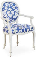 Dana Gibson Bellona Chair - Navy