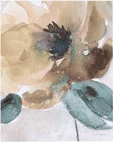Asstd National Brand Watercolor Flower Bloom II Canvas Wall Art