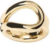 Banana Republic Gold Loop Ring