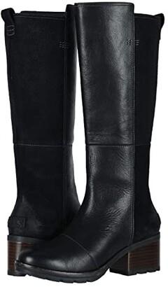 Sorel Catetm Tall (Black) Women's Boots
