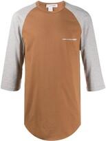 Comme des Garcons printed logo long-sleeve T-shirt