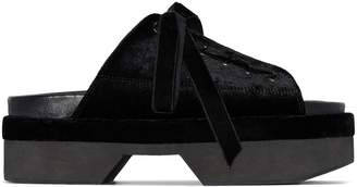 Simone Rocha Japanese chunky sandals