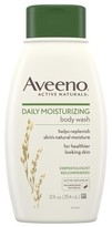 Aveeno Daily Moisturizing Body Wash - 12 Fl Oz