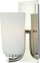 Adelaida 1-Light Bath Sconce Ebern Designs