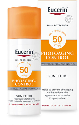 Eucerin Sun Face Anti-Age Fluid Spf50 50Ml