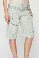 Pete & Greta Poplin Cargo Shorts