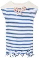 Billieblush Embellished Bow T-Shirt Dress