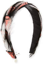 Gigi Burris Stella Feather Headband
