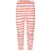 Oilily OililyOrange Painted Stripe Tiska Leggings