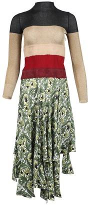 Loewe Multicolored Needle Dress
