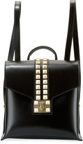 Valentino By Mario Valentino Olivier Soave Leather Backpack