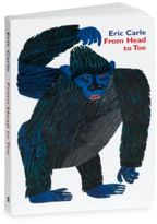 Eric Carle Head to Toe Board Book