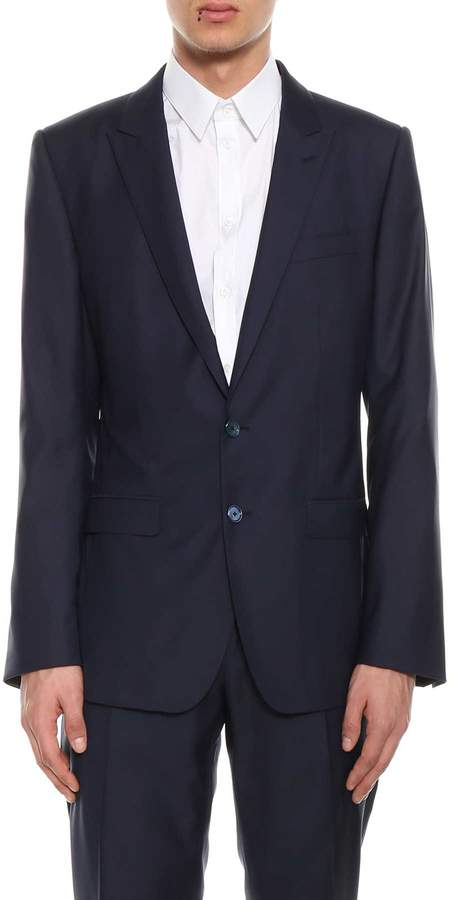 Dolce & Gabbana Two Pieces Suit From