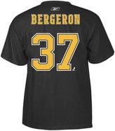 Reebok Men's Patrice Bergeron Boston Bruins Player T-Shirt