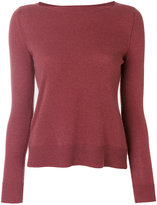 Isabel Marant boat neck jumper - women - Cashmere - 36