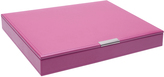 Wolf Large Stackable Tray with Lid, Orchid