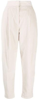 Brunello Cucinelli Tapered Leg Corduroy Trousers